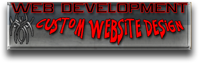 Professional Custom Web Design
