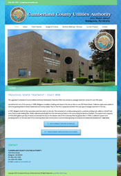Cumberland County Utilities Authority Wastewater Treatment Plant