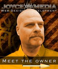 George Edgar Joyce III JoyceMedia Web Design