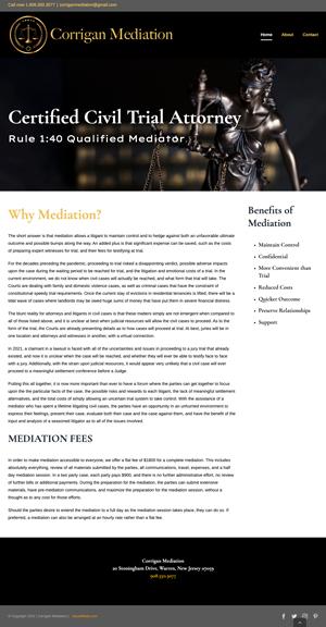 Corrigan Mediation