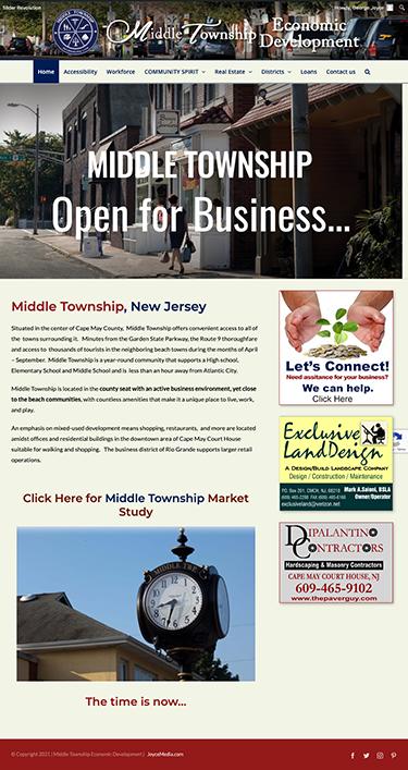 Middle Township Economic Development