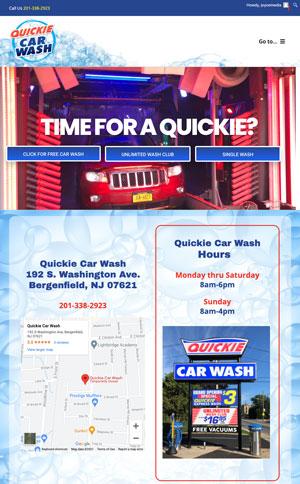 Quickie Car Wash