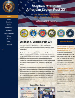 Stephen C. Ludlam Post 331