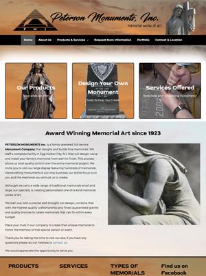 Peterson Monuments, Inc.